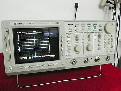 Tektronix Tds 784d Opt 131f2fhd1m 1 Ghz 4gss Up To 90 Day Warranty