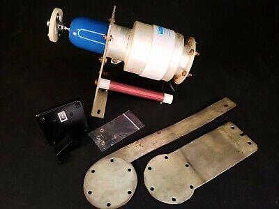 Jennings Vacuum Variable Capacitor 12 - 500 Pf 15kv - Csvf-500-0315 - Tested