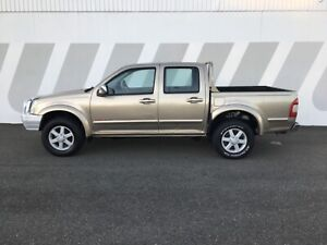 2004 Holden Rodeo LT 4x4 dual cab Maroochydore Maroochydore Area Preview