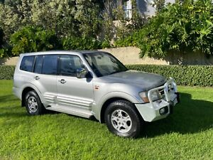 2001 Mitsubishi Pajero GLS LWB (4x4) Bentley Canning Area Preview