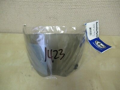 ARAI FACE SHIELD - LIGHT TINT - FOR XD + XD-3 NON VENTED HELMETS 1422 Arai Helmets Face Shield