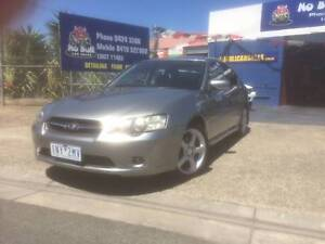 2006 Subaru Liberty Sedan Safety Pack LOW KLM's... Epping Whittlesea Area Preview