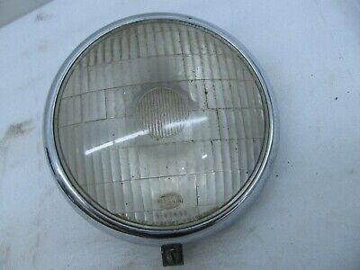 Hella headlight Light Harley Indian Porsche Mercedes Triumph BSA Ford truck VW ?