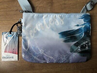 Kipling RAINA Disney Frozen Collection, Small Cross Body Bag Pouch NEW