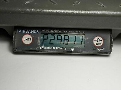 Fairbanks Ultegra Scb-r9000-14u Flat Top Usb Shipping Scale 150lbs Capacity Used