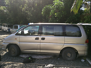 Mitsubishi starwagon  van 1999 6 months rego Cairns Cairns City Preview