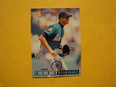 1993-2008 Topps Fleer Upper Deck Donruss Classic Alex Rodriguez Cards 2008 Upper Deck Baseball Cards