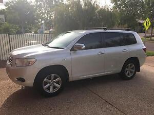 TOYOTA KLUGER (2007) $13200 Leanyer Darwin City Preview
