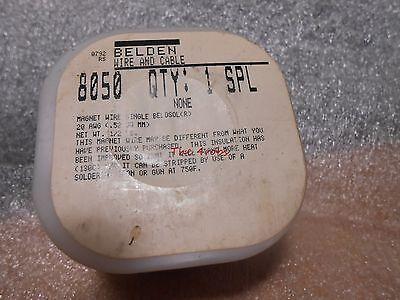 Belden 8050 Magnet Wire 12 Lb Spool 20 Awg