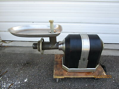 Vintage Hobart 4222 Commercial Meat Grinder