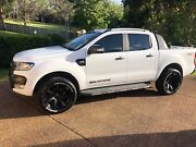 Ford Ranger Wildtrack PX MKII Middle Dural The Hills District Preview
