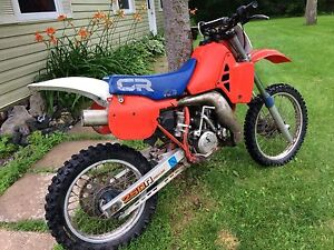For sale CR 250 looking for a offer don't low ball