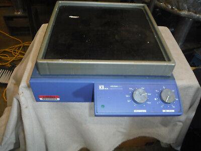 Ika Labotrechnik Ks250bs1 Ks-250-b-s1 Shaker Stirrer Table