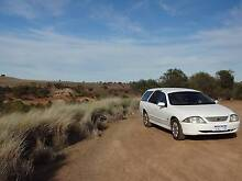 2002 Ford Falcon Wagon Perth Northern Midlands Preview