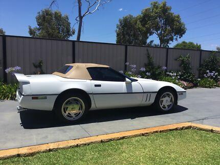 Corvette C4  convertible 1989 left hand drive Ballajura Swan Area Preview