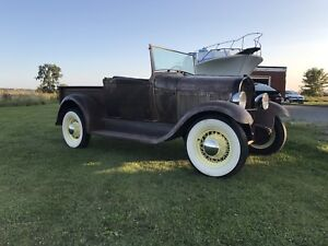 1928 Ford Roadster Pick Up