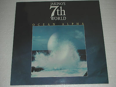 JAKINOS 7th WORLD - OCEAN ALPHA Erdenklang  - LP-Vinyl
