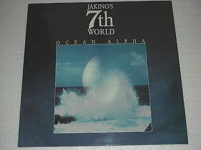 JAKINOS 7th WORLD - OCEAN ALPHA Erdenklang  - LP-Vinyl