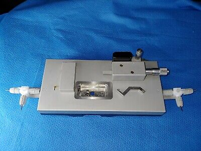 Dmt Pressure Myograph System 110p Series Small Vessel Mounting Chamber