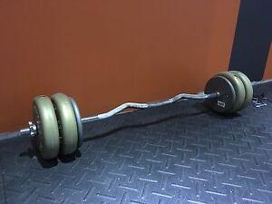 Barre en z plus 60 livres de poids