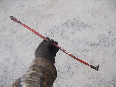 Case 830 Diesel Tractor Hydraulic Control Lever Outside Linkage Rod Pin