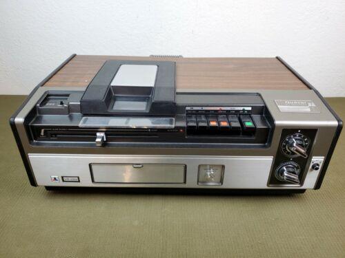 Extremely Rare 1976 Quasar VR-1000 All Original, Super Clean