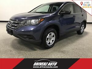 2013 Honda CR-V LX REARVIEW CAMERA, ALL WHEEL DRIVE, BLUETOOTH