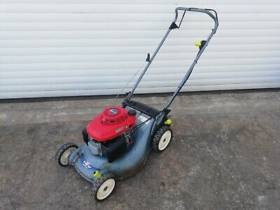 """Honda Izy HRG465 Petrol Lawn Mower, 46cm / 18"""" Cut"""