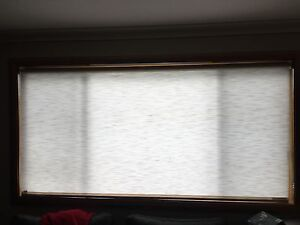 Cream blinds Emu Plains Penrith Area Preview