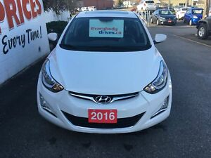 2016 Hyundai Elantra Sport Appearance BACK UP CAMERA, POWER S...
