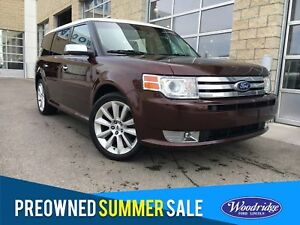 2012 Ford Flex Limited No accidents! 7 Passengers, winter tir...