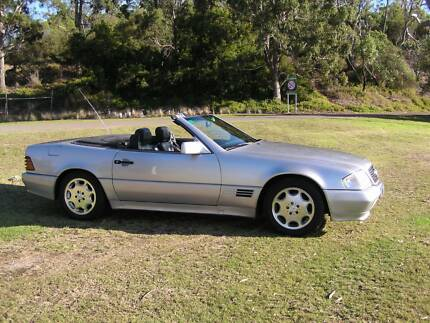Mercedes Benz 500 SL 1992 Paynesville East Gippsland Preview