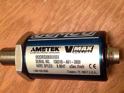 Ametek Vmax 953 Ldt 953drs0060xxmx