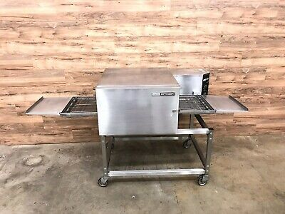 Lincoln 1132-000-a Electric Impinger Conveyor Oven 208 V Phase 3