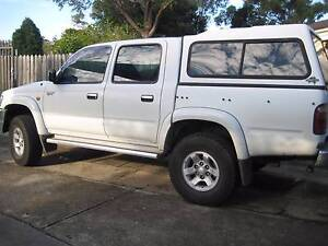2004 Toyota Hilux Ute St Clair Penrith Area Preview