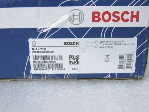 Bosch NDA-U-WMT Pendant Wall Mount [CTOKT]