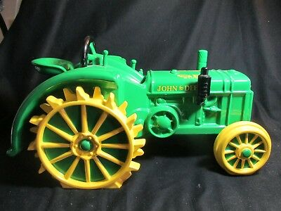 John Deere GP tractor Ceramic Cookie (John Deere Tractor Cookie Jar)