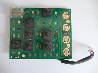 Tektronix Tds3054b Front Board Part No.878008600 For Parts Or Not Working
