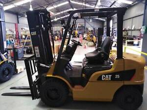 New CAT 2.5T Diesel With Container Mast!!! Davenport Bunbury Area Preview