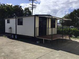 Foldahome 2 bedroom Granny flat Expanding Caravan Transportable Currumbin Gold Coast South Preview
