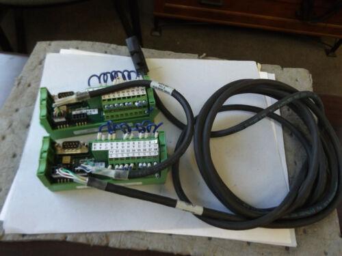 WHOLESALE ADEPT TECHNOLOGY IO BLOX 8-8 P/N 30410-220 ROBOT MODULE LOT OF 2