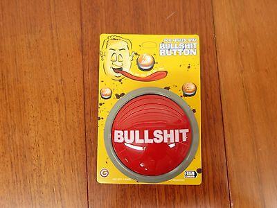 The official Bullshit BS button