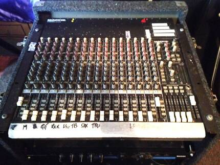 PA System with effects Ocean Shores Byron Area Preview