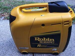 R1100 Subaru Robin generator Albany Creek Brisbane North East Preview