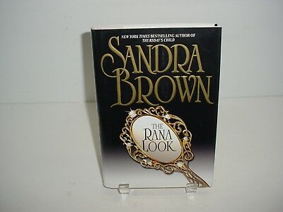 The Rana Look by Sandra Brown (2002, Hardcover) segunda mano  Embacar hacia Argentina