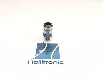 Leitz Wetzlar Infinity Microscope Objective Npl Fluotar 50x0.85