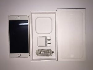 iPhone 6 Plus 128gb gold Merrimac Gold Coast City Preview