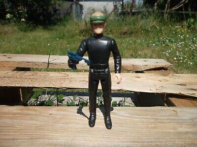 Luke battle Poncho / Star Wars vintage Kenner Potf loose Figure Last 17 figurine