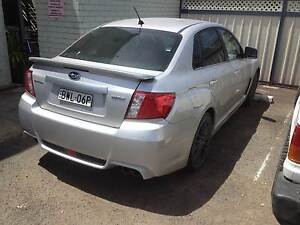 2011 Subaru WRX Sedan Tumut Tumut Area Preview