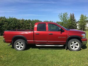 2007 dodge quad cab